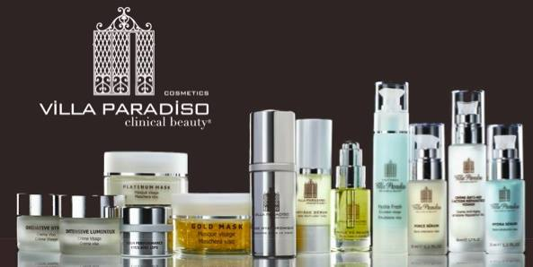 Villa Paradiso Cosmetics - Isola padova e Padova