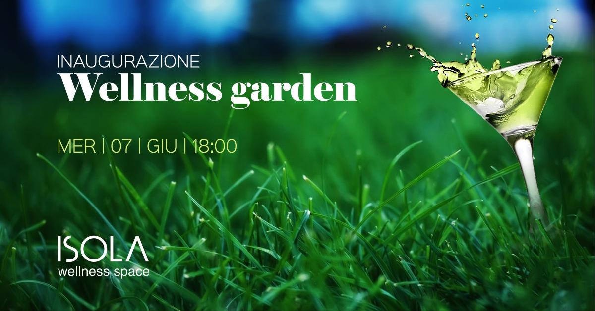 Wellness garden