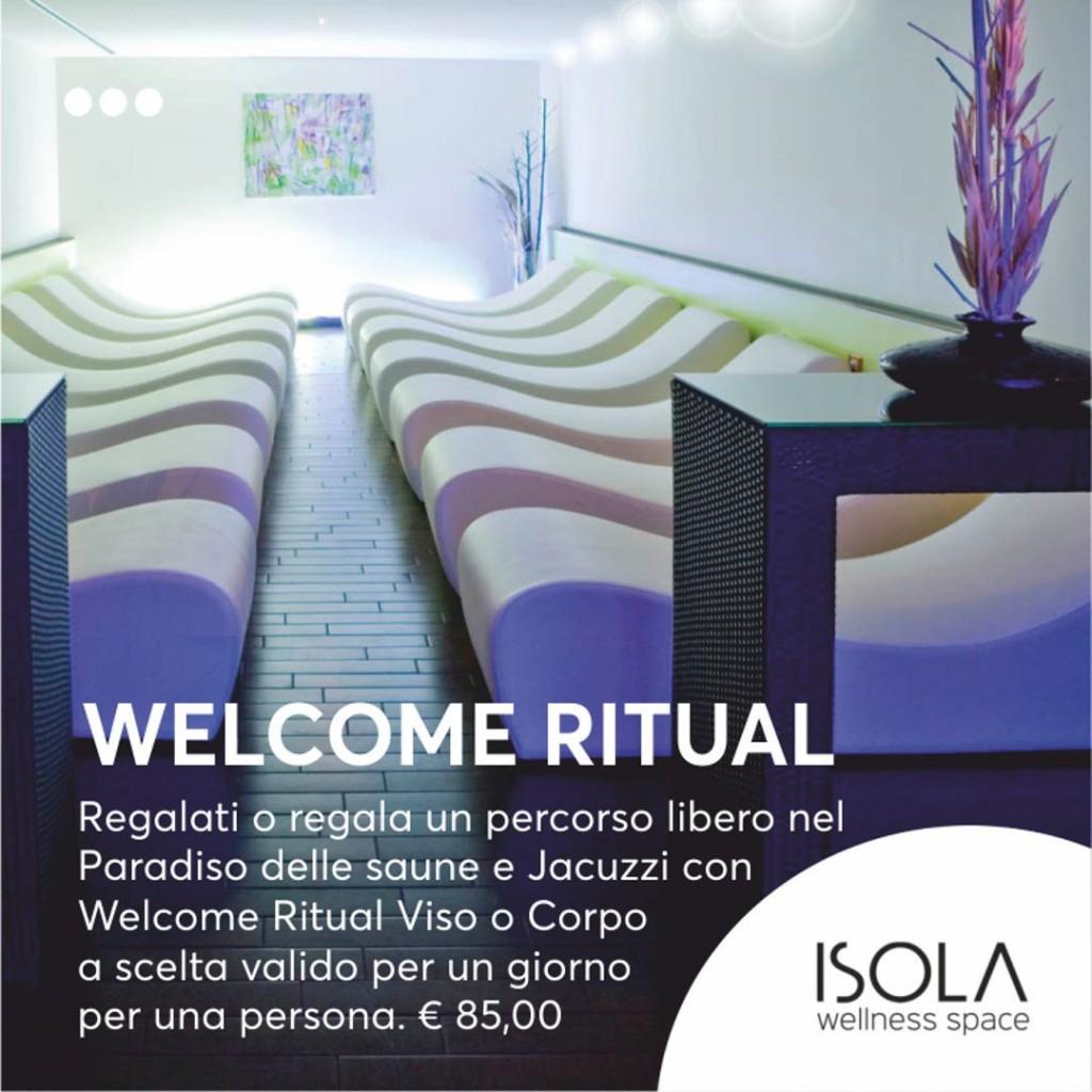 Welcome ritual