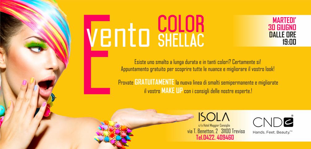 color scellac flyer